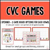 CVC Games