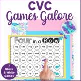 CVC Games Galore