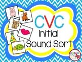 CVC Initial Sound Sort