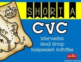 CVC Intervention Kit - RTI {Short A}