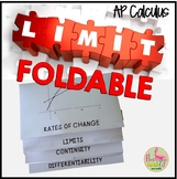 Limits Foldable Continuity & Differentiability
