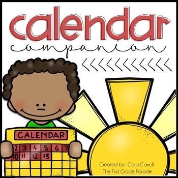 Calendar Companion {K-2 Printables to Supplement Your Daily Calendar}