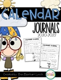 Calendar Journal w/ Tally Marks!