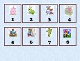 Calendar Numbers - Fairy Tales, Folktales