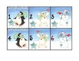 Calendar Patterns for Teaching Math (January/Winter)