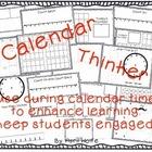 Calendar Thinker