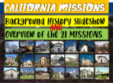 California Missions! Epic 45 slide PPT - visual, textual,