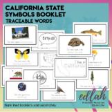California State Symbols Booklet