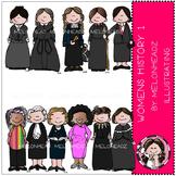 Callie's Women in History 1  by Melonheadz