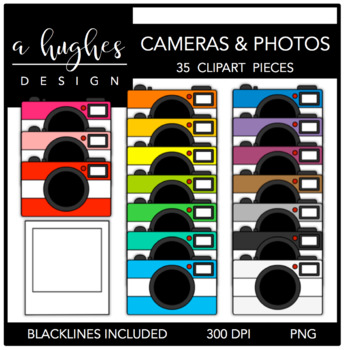 Cameras & Photos {Graphics for Commercial Use}