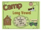 Camp Long Vowel - A Unit Focused on CVCe words