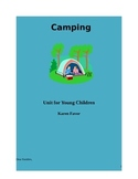 Camping Unit for Young Children