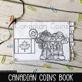 Canadian Coins: Student Activity Booklet (Preschool & Kind