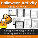 Candy Corn Glyph and Craftivity