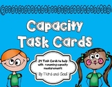 Practice with Renaming Capacity Units Task Cards and Scoot