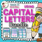 Capital Letters: Teach It in an Hour Bundle