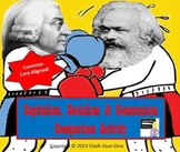 Capitalism, Socialism and Communism Comparison Activity