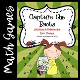 Capture the Facts - Addition & Subtraction Fact Fluency