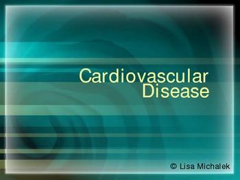 Cardiovascular (Heart) Disease PowerPoint Presentation Les
