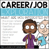 Career/Job Exploration Research Project: Plan for the Future!
