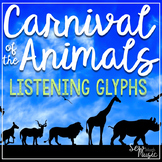Carnival of the Animals Listening Glyphs