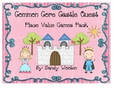 Castle Quest Differentiated Place Value Small Group or Mat