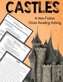 Castles: A Nonfiction Close Reading Activity
