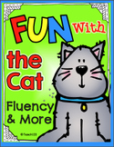 Cat Reading Passages, Fluency, Phonemic Awareness, Rhyme