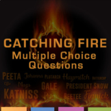 Catching Fire: Chapters 1-9 Quizzes or Test