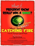 """Catching Fire FREE """"What If"""" Journal Discussion Prompts Part 1"""