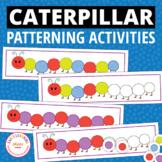 Caterpillar Pattern Boards