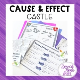 Cause & Effect Castle! QR Code Fun! ♕