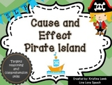 Cause and Effect Pirate Island