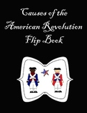 American Revolution- Flip Book and Buddy Projects