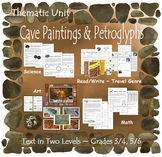 Cave Paintings and Petroglyphs, Thematic Unit