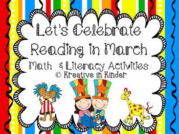Celebrate Reading in March!