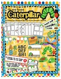 Celebrate Spring with Caterpillar Common Core activities