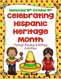 Celebrating Hispanic Heritage Month:  Grades 2-3
