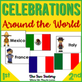 Celebrations Around the World {Informational Text, Crafts