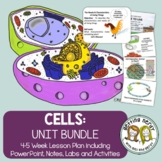 Life Science Curriculum - Cell Organelles & Processes - Po