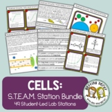 Cells - Lab Stations Bundle