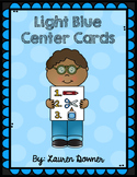 Center Cards and Posters (Light Blue)