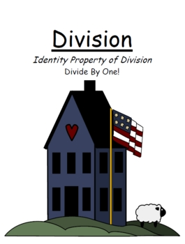 Division Center Game - Divide By One - Identity Property o
