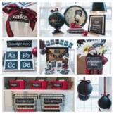 Chalkboard Charm - Stylish Classroom Decor and Organization