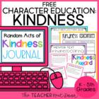 Character Education Kit: Caring