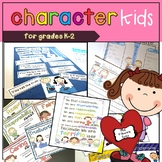 Character Kids--Ideas for Character Education