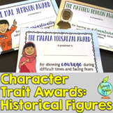 End of the Year Awards- Character Traits (Historical Figures)