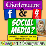 "Charlemagne and Social Media?  Creating a ""profile"" for th"