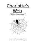 Charlotte's Web- A Novel Approach
