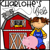 Charlotte's Web (A Packet of Literacy Activities)